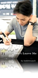 Don't Leave Me-Poster