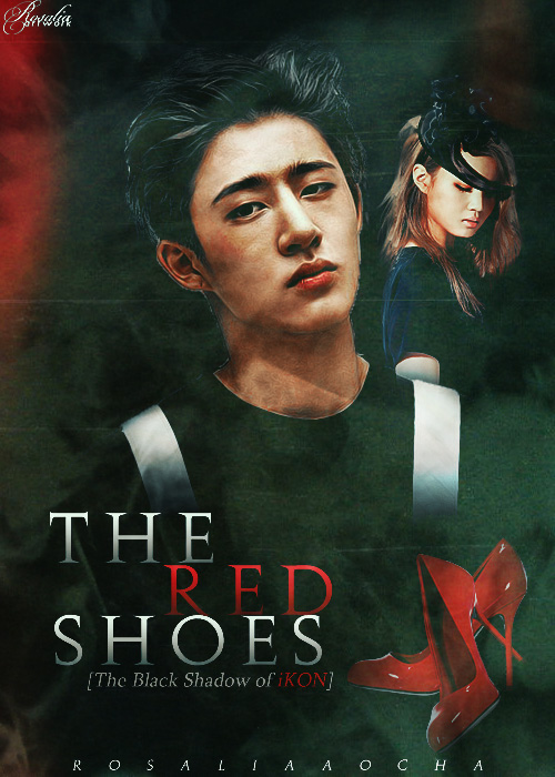 The Red Shoes Hanbin copy